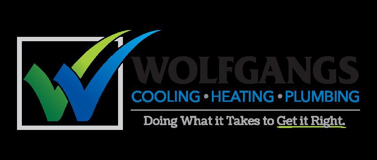 Wolfgangs Cooling, Heating & Plumbing - logo